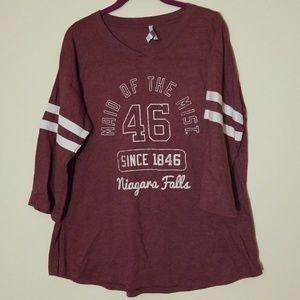 Tops - Niagara Falls Shirt Dress